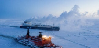 Making fun of Suez pile-up, Rosatom promotes Russia's Arctic route as an alternative