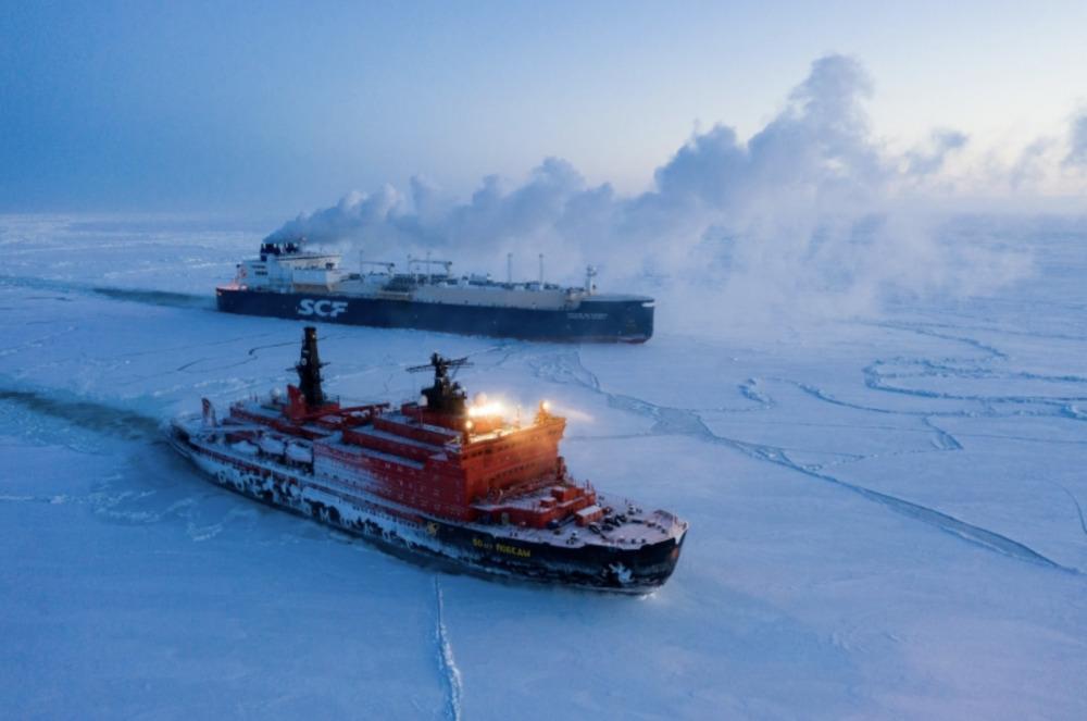 Making fun of Suez pile-up, Rosatom promotes Russia's Arctic route as an alternative - ArcticToday