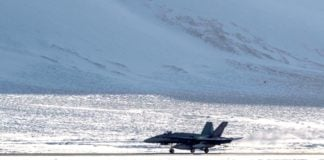NORAD exercise takes to the Arctic skies