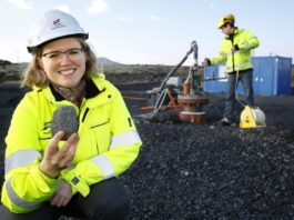 Iceland's CarbFix plans to store carbon from elsewhere in Europe
