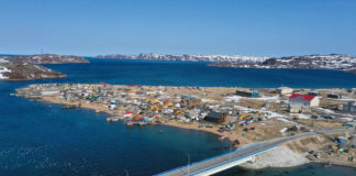 Work on a Russian trans-Arctic fiber optic cable starts this spring
