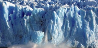 As climate changes, a new study finds the world's glaciers are melting faster