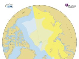 Russia extends its claim to the Arctic Ocean seabed