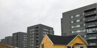 Greenland ends Nuuk COVID containment measures