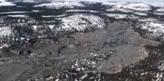 Nunavik officials brace for more landslides along Great Whale River