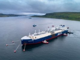 Total buys 10 percent stake in Murmansk LNG terminal