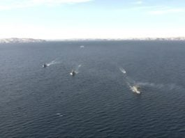 Russia's Northern Fleet kicks off a major Barents Sea exercise