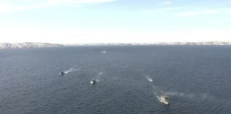 Russia's Northern Fleet kicks off a major Barents Sea exercise