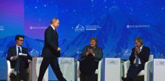 Russia postpones its Arctic Forum to spring 2022