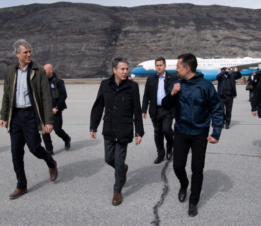 This week shows security will continue to compete with climate for priority in Arctic politics