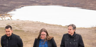 Blinken's stop-over in Greenland highlights its importance to the US