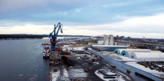 Pulling power: the green lure of Sweden's industrial far north