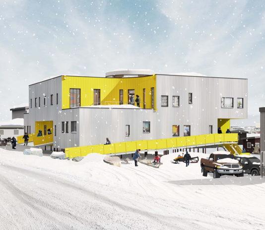 Plans advance for Iqaluit wellness hub despite COVID-19 hurdles