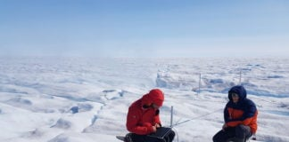 How cables in glaciers could help forecast future sea level rise