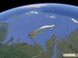 Tackling dumped nuclear waste gets priority in Russia's Arctic Council leadership