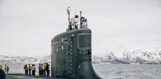 Nuclear submarine docks in Tromsø as Norway, US bolster Arctic military ties