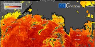Siberia sees record heat — again