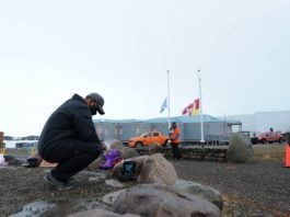 Iqaluit residents grieve a tragedy far away, yet close to home
