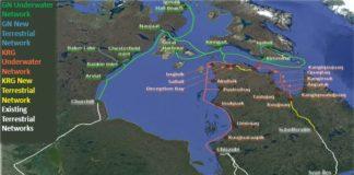 Work on Nunavik's fiber optic network starts in July