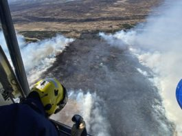 Iceland's first 'danger alert' for a wildfire could be a sign of things to come