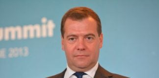 Medvedev says Russia must bolster its Arctic military