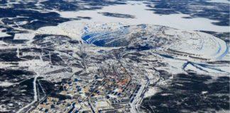 As iron ore prices surge, A Russian steelmaker starts development of a new Kola Peninsula mine