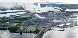 Finnish forest industry giant to shut down paper production at world's northernmost mill