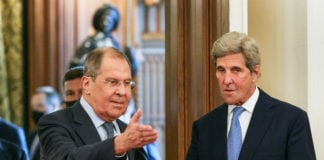 U.S. and Russia climate envoys agree to work together