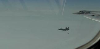 Norway scrambles warplanes to escort Russian bombers