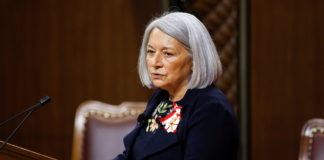 Mary Simon is installed as Canada's first Indigenous governor general