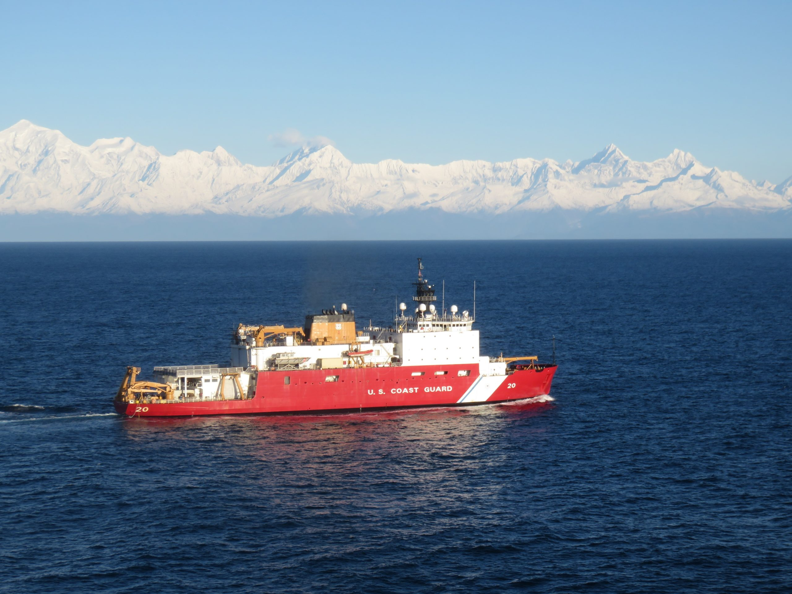 A US icebreaker has begun a voyage that will include a Northwest Passage transit - ArcticToday