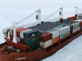 Moscow's aims to grow trans-Arctic shipping by 2,000 percent in 10 years