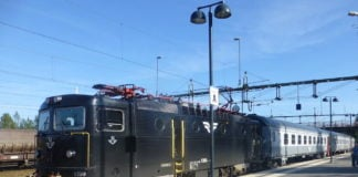 Sweden greenlights a railway line in its emerging high-tech North