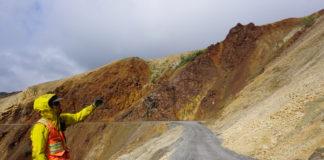 Landslides have prompted a partial closure of Alaska's Denali National Park