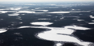 Alaska's Yukon Flats region is seeing major climate-driven changes — and new oil exploration