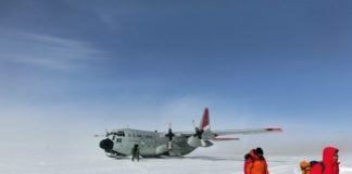 The first-ever rainfall was just recorded at the summit of the Greenland Ice Sheet