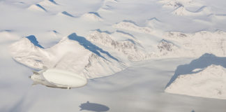 Swedish firm offering five-star accommodations aboard North Pole airship