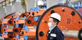 Production of Arctic fiber-optic cable starts in Murmansk
