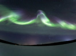 Do the northern lights make sounds that you canhear?