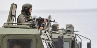 US, Britain, Norway and Finland came to monitor Russia's Arctic military exercises, reports Interfax