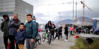 Greenland's COVID concern shifts to Nuuk