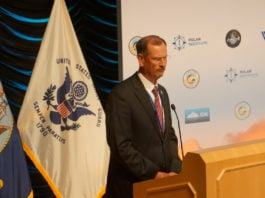 U.S. Defense Department appoints a leader for its new Arctic security center
