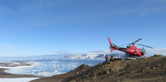 Rapid global warming 55 million years ago in Greenland shows what the future mayhold
