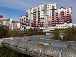 Permafrost thaw is threatening homes and infrastructure in Siberia and the Russian Arctic