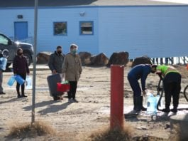 Iqaluit residents are frustrated over water contamination concerns
