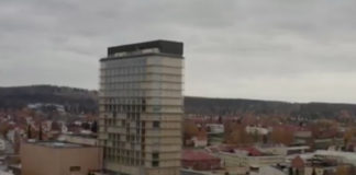 Northern Sweden becomes home to one of the world's tallest wooden skyscrapers