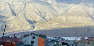 The world's northernmost COVID-19 patient was hospitalized in Svalbard